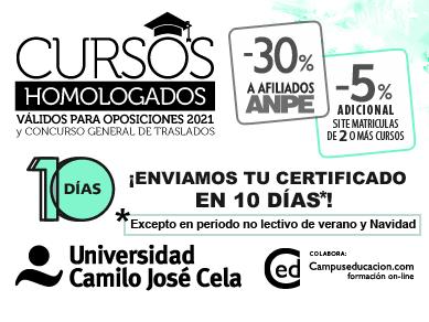cursos para oposiciones campuseducacion.com